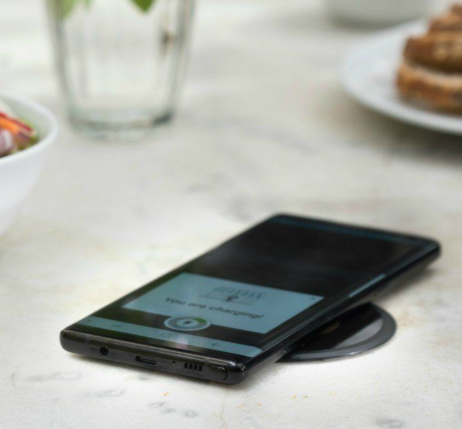 Android Phones With Wireless Charging Powermat Life At 100